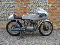 Rare Ducati racer fuels interest