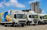 Allied Bakeries delivers daily bread with line-up of new DAF trucks