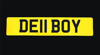 Lovely jubbly – DVLA sells Del Boy's perfect plate