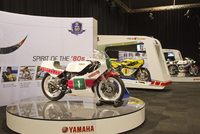 Yamaha to celebrate 50 years of GP racing at Motorcycle Live