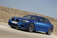 New BMW M5 at a glance