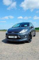 Ford Fiesta gets a hot Metal special edition