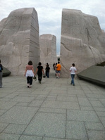 Bike and Roll includes MLK Memorial on Monuments Tour