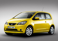 Seat Mii - the sporty, youthful city car