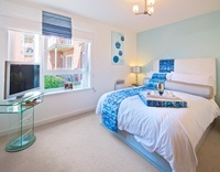 Coastal Poole Quarter apartments are ready to move in