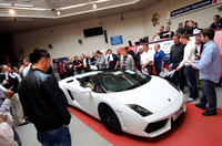 BCA takes multi-million pound prestige car sale to next level