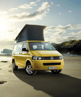 Life's a beach with new Volkswagen California Camper