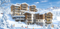 New French Alpine ski properties selling fast