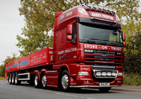 High power, high spec DAF is flagship of Barry Proctor fleet