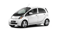 Lucky Metro winner takes delivery of Mitsubishi i-MiEV