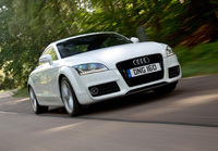 Audi adopts a new approach to the TT Coupe range