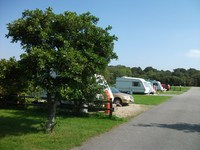 Touring caravan and camping park for sale