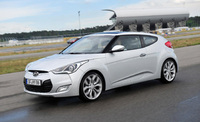 Hyundai Veloster 1+2 Coupe