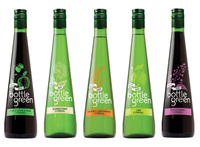 Warm up this winter with bottlegreen's 'Enjoy Hot' cordials!