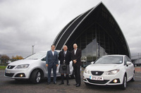 Seat's 'little and large' show wins in Scotland