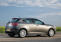 UK introduction of Alfa TCT transmission on Alfa Giulietta