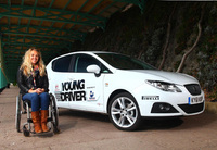 Putting disabled youngsters in the driving Seat