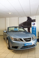 Save up to £700 with Approved Used Saab offer