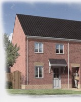 Homes snapped up off plan at new Hazelmead development