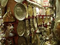 Christmas shopping in Marrakech