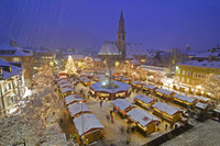The magic of Alpine Italy Christmas markets