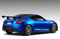 Subaru BRX Concept to world premiere at LA Show