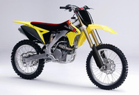2012 Suzuki MX range to debut at International Dirt Bike Show