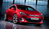 Vauxhall's all-new 155mph Astra VXR revealed