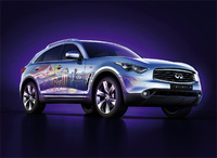 Infiniti takes its customers behind-the-scenes at Red Bull Racing