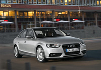 Green light for UK new generation Audi A4 range
