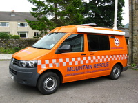 State-of-the-art vehicle for Yorkshire rescue team