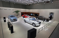 Rolls-Royce takes centre stage at Dubai International Motor Show