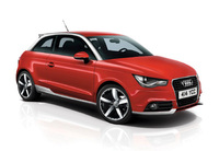 More colour and more clout for Audi A1 range