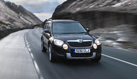 Skoda tastes more success as Yeti wins Green Apple Award