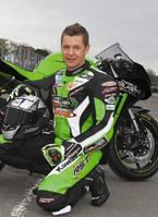 Chris Walker chooses Kawasaki Ninja for new race school