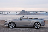 Bentley Continental GTC goes for £240k to help Children in Need