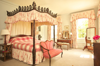 One of the delightful bedrooms