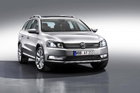 Rugged Passat Alltrack covers new ground for Volkswagen