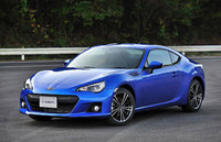 Subaru BRZ makes world debut at Tokyo motor show