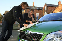 Skoda uk and fifth gear tv rally to the cause