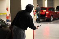 Ford vehicle security experts ho-ho-home in on Christmas car crooks