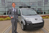 Peugeot Bipper crowned 'City Van of the Year'