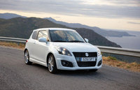Swift Sport – The all-new compact sport supermini