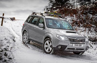 AA endorses Subaru winter-weather towing tips
