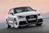 Blast off for limited edition 256PS Audi A1 quattro
