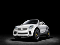 smart for-us: world premiere at the Detroit Motor Show