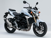 Suzuki introduce GSR750 ABS