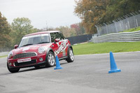 MINI takes youngsters out on the track