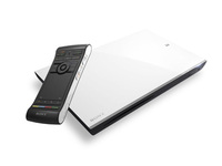 Network Media Player and Blu-ray Disc Player powered by Google TV