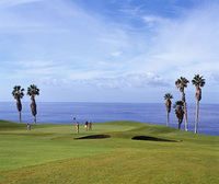 Tee off this spring at the Tenerife Golf Trophy 2012